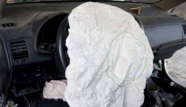 BMW Airbag Flaw