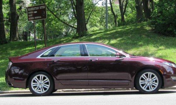 Lincoln MKZ Hybrid Recall