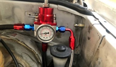 car pressure regulator