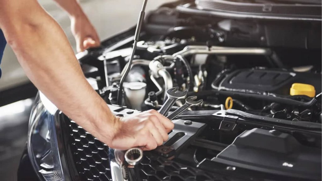 Average car maintenance cost per month